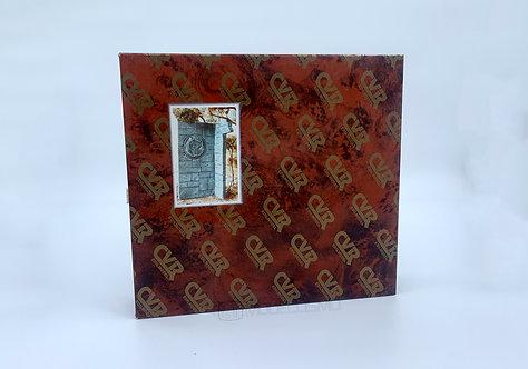 Edilmodel 025 - Muro Azteco con effige - 1:15