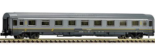 "Fleischmann 814451 - Carrozza passeggeri di 1°cl ""Eurofima"", FS - H0"