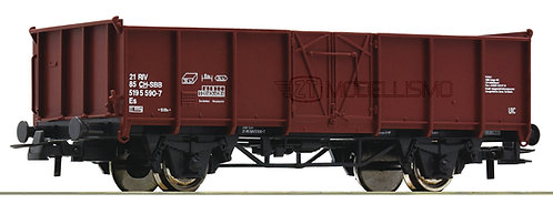 Roco 56284 - Carro merci aperto, classe Es, FFS - H0