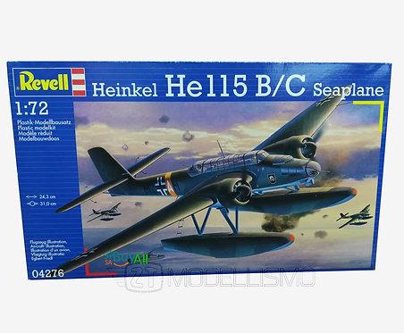 Revell 04276 - Heinkel Hell5 B/C Seaplane - 1:72