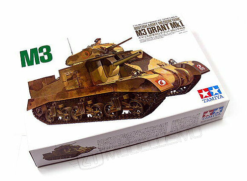 Tamiya 35041 - M3 Grant MK1 - 1:35