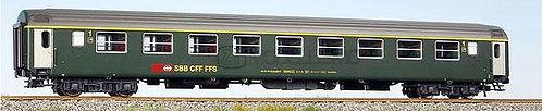 L.S. Models 47222 -Set 2 carrozze tipo UIC-X 1°cl. Am + 2°cl. Bm SBB