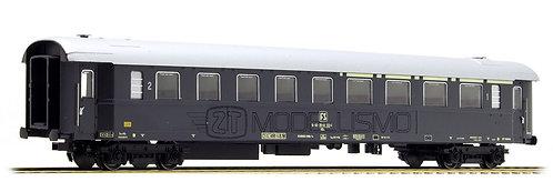 ACME 50862 - Carrozza passeggeri mista di 1°cl e 2°cl, tipo 1955 - H0