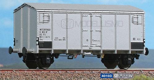 ACME 40103 - Carro frigo Tipo Hg FS - H0