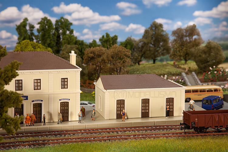 Faller 190621 - Annesso ferroviario Collenibbio