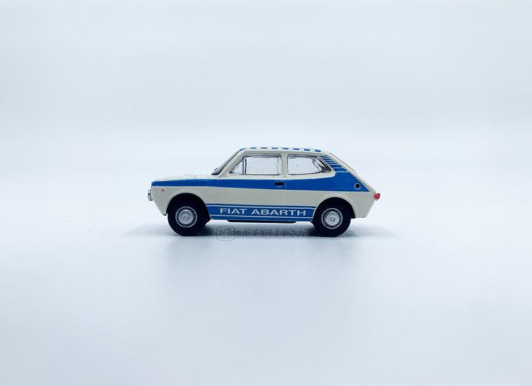 "Brekina 22511 - Fiat 127, ""Abarth"" celeste - H0"