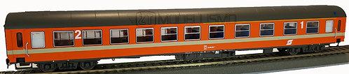 Jagerndorfer 90004 - Carrozza passeggeri di 1°cl/2°cl, UIC-X. ÖBB - H0