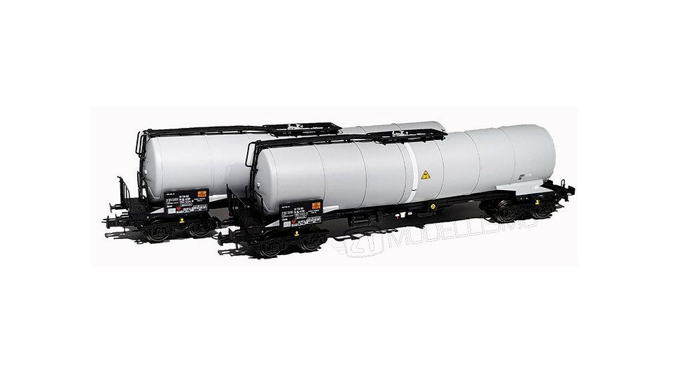 B-models VB-81044 - Set 2 carri da cisterna, NL-ATRR - H0