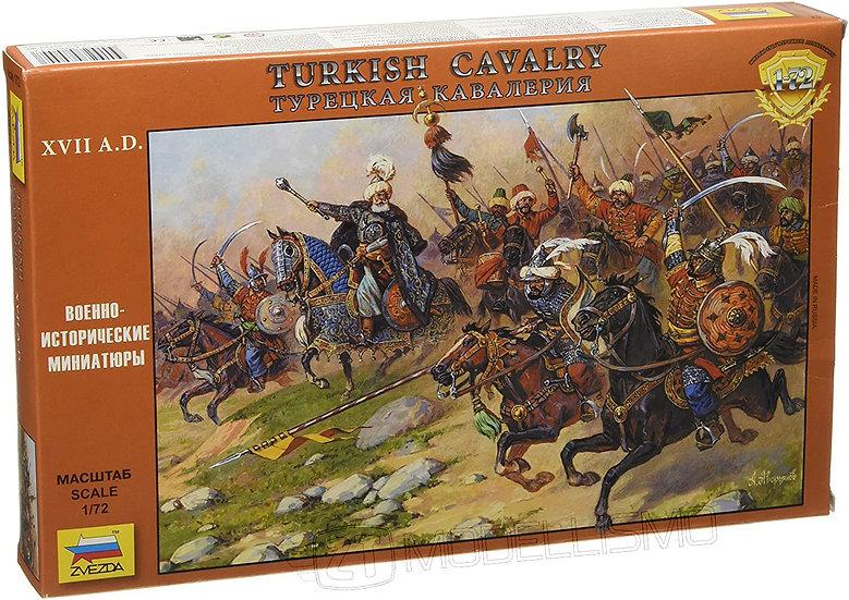 Zvezda 8054 - Turkish Cavalry - 1:72