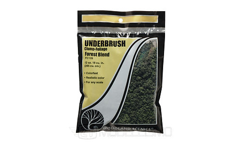 Woodland scenics FC139 - Underbrush, forest blend