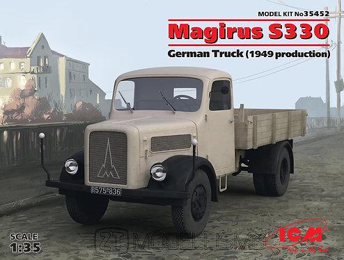 ICM 35452  - Magirus S330 - 1:35