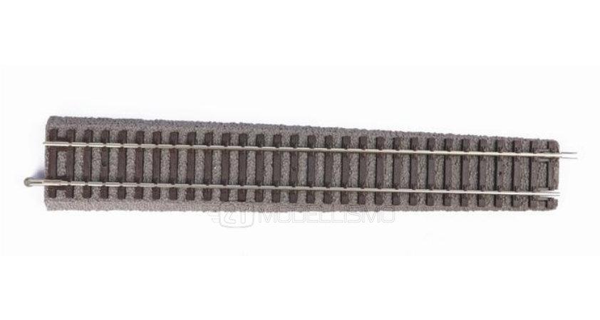 Piko 55432 - Tratto di raccordo per sistema Fleischmann - H0