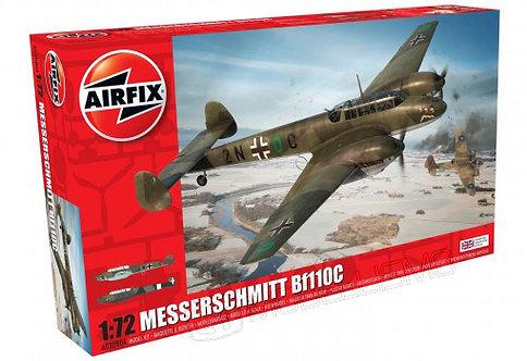 Airfix A03080A - Messerschmitt Bf110C - 1:72