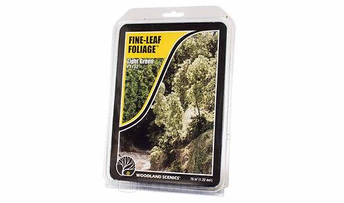Woodland scenics F1132 - Fine-leaf foliage, light green