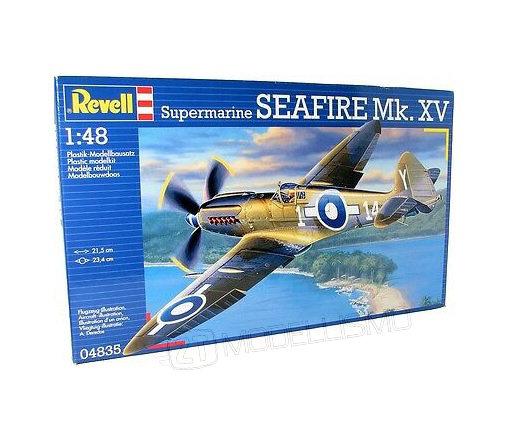 Revell 04835 - Seafire Ml.XV - 1:72