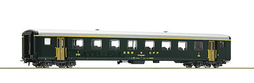 Roco 74560 - Carrozza passeggeri di 1°cl, EW II, SBB FFS - H0