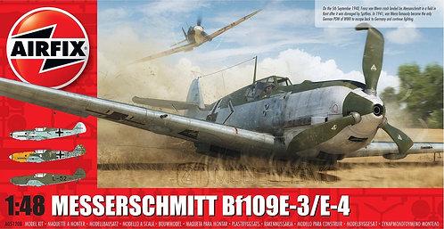 Airfix A05120B - Messerschmitt Bf109E-3/E-4 - 1:48