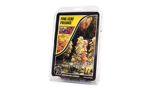 Woodland scenics F1135 - Fine-leaf foliage, fall mix