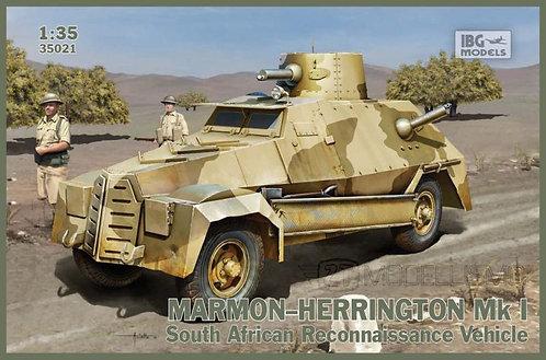 IBG Models 35021 - Marmon-Herrington Mk.I - 1:35