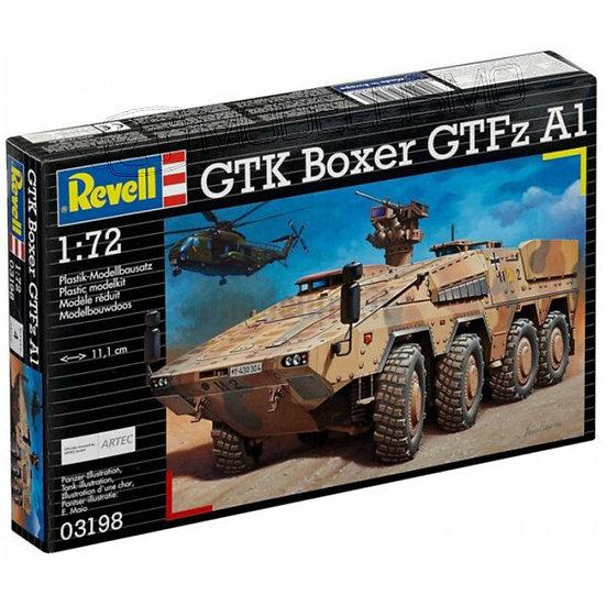 Revell 03198 - GTK Boxer GTFz A1 - 1:72