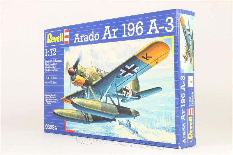 Revell 03994 - Arado Ar 196 A-3 - 1:72
