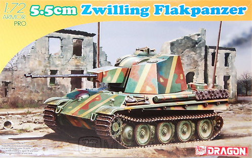 Dragon - Zwilling Flakpanzer - 1:72
