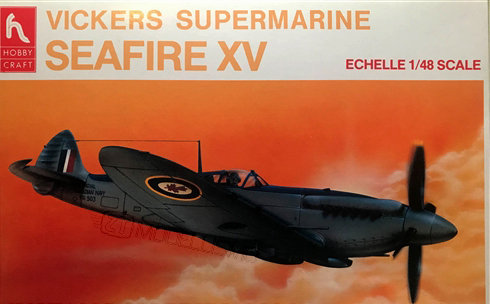 Hobby Craft 1584 - VICKERS Supermarine SEAFIRE XV - 1:48
