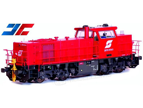 JC20722 - Rh2070.018-3 OBB - DCC Sound - 1:87