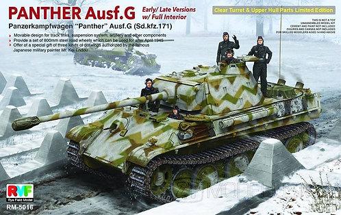 Rye Field Model 5016 - Panther Ausf.G - 1:35