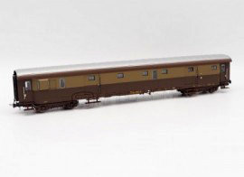 Rivarossi HR4276 - DUz 93100 tipo1949, Livrea Castano/Isabella, FS - H0