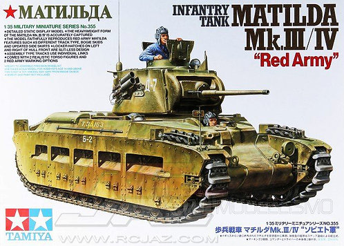 Tamiya 35355 - MATILDA RED ARMY - 1:35