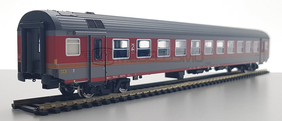 ViTrains 3251 - Carrozza passeggeri di 2°cl, MDVE - H0