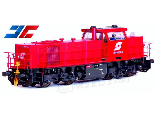 JC20732 - Rh2070.056-3 OBB - DCC Sound - 1:87