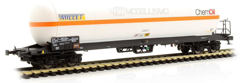 "L.S.Models 30761 - Cisterna Zags ""Millet - ChemOil"""