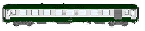 REE Modeles  VB-124 - Carrozza passeggeri 2° cl, B7D, SNCF - H0