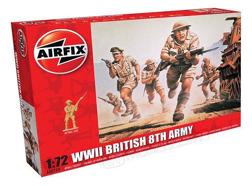 Airfix A00709 - WWII British 8TH army - 1:72
