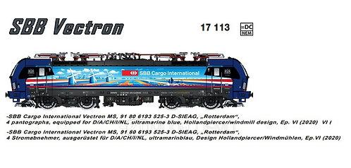 "L.S. Model 17113 - Vectron 193 SBB Cargo International ""Rotterdam"" - H0"