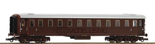 Roco 74383 - Carrozza passeggeri di 2' classe, Bz30000, FS - H0