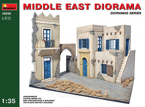MiniArt 36056 - Middle east diorama - 1:35