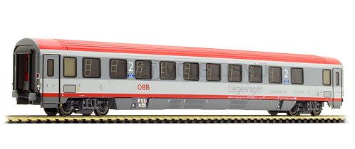 ACME 52555 - Carrozza cuccette, tipo Bcmz - H0