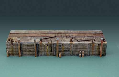 Italeri 5612 - Long Dock - 1:35