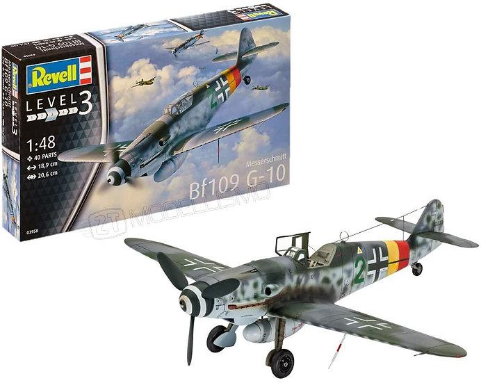 Revell 03958 - Messerschmitt Bf109 G-10 - 1:72
