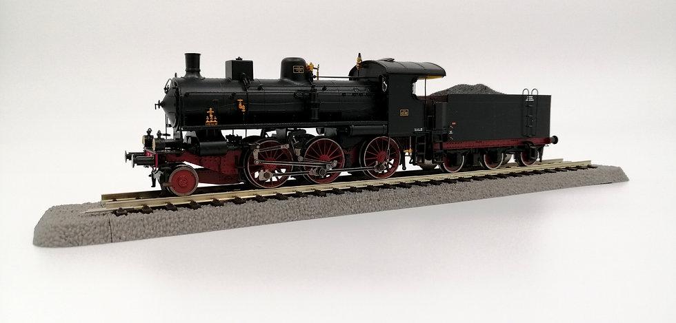 Oskar 1627 - GR.625 002, locomotiva a vapore - H0