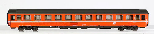 "L.S. Models 47454 - Carrozza UIC-Z ""Eurofima"" 2°cl. livrea C1 FS (scala H0)"