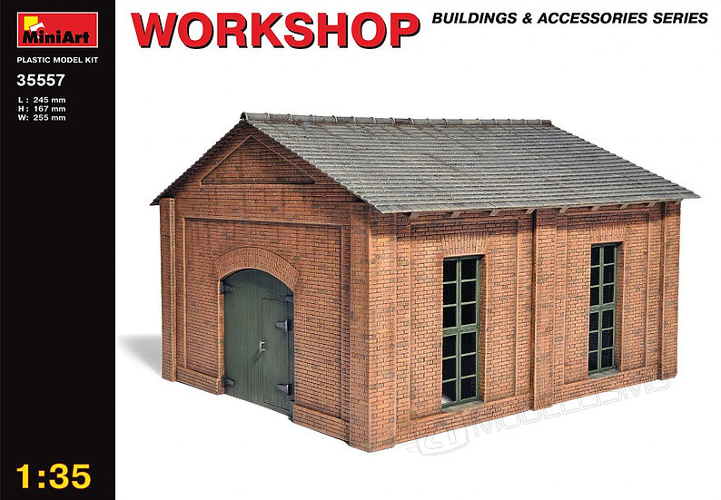 MiniArt 35557 - Workshop - 1:35