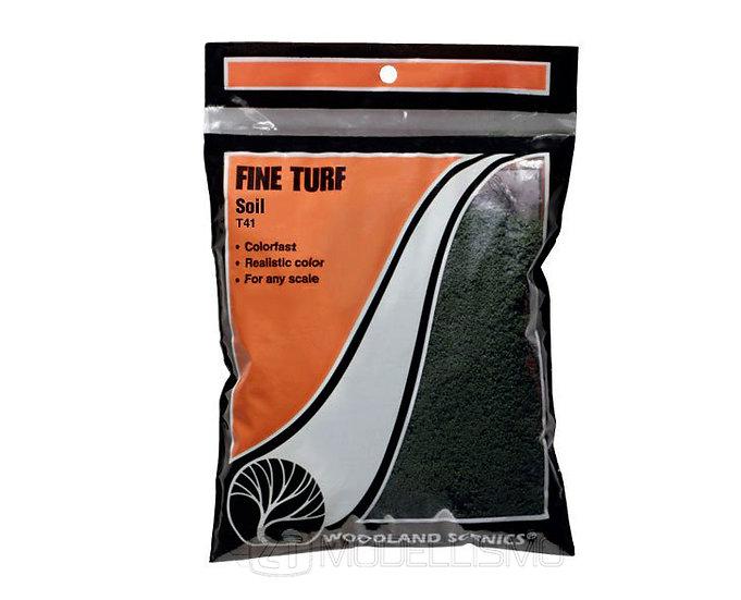 Woodland scenics T41 - Fine Turf, Soil