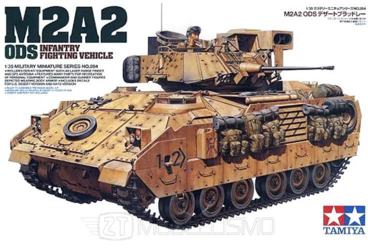 Tamiya 35264 - US CARRO M2A2 ODS - 1:35