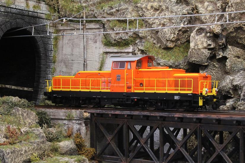 Piko 52845 - Locomotiva diesel D.145.2106, FS, DCC Piko - H0