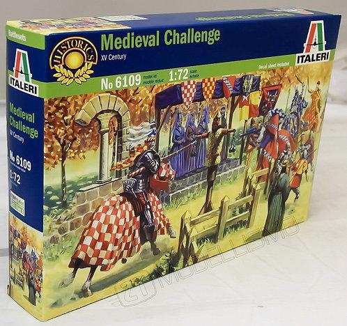Italeri 6109 - Medieval Challenge, XV Secolo - 1:72