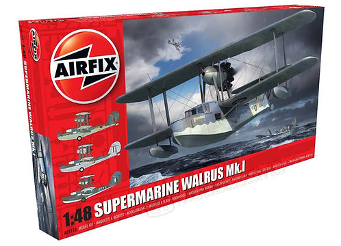 Airfix A09183 - Supermarine Walrus Mk.I - 1:48